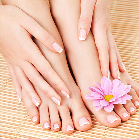 Mississauga spa manicure and pedicure
